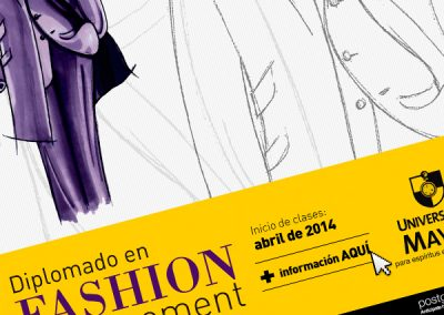 Diplomado en Fashion Management