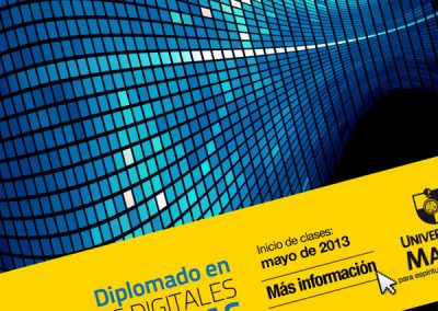 Diplomado en Revistas Digitales Interactivas