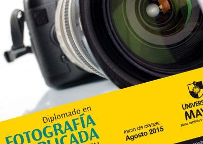 Diplomado en Fotografía Aplicada y Postproducción Digital