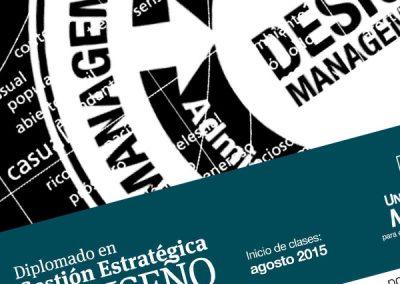 Diplomado en Gestión Estratégica del Diseño