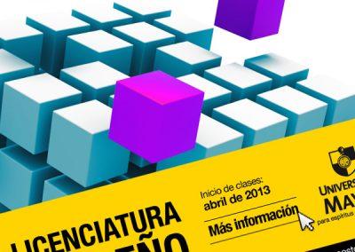 Licenciatura en Diseño