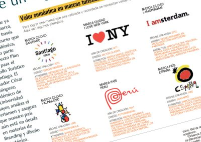 Nueva Imagen Santiago: Nueva Marca Turística o Simplemente un Logo