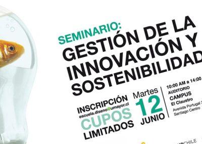 Seminario de Innovación y Sostenibilidad