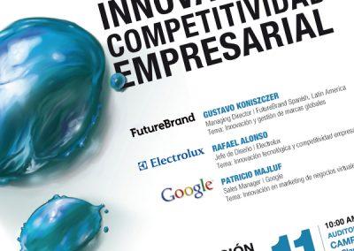 Seminario de Innovación y Competitividad Empresarial