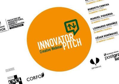 Webinar Innovator Pitch