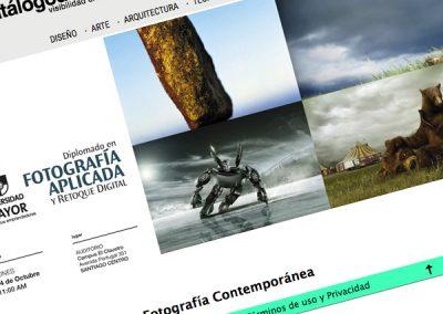 Seminario Tendencias en Fotografía Contemporánea