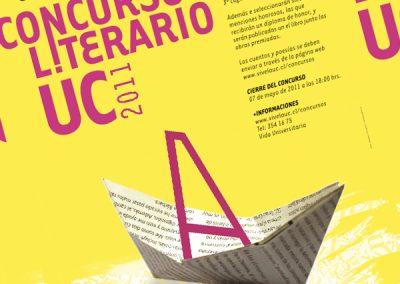 Concurso Literario UC