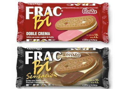 Diseño Packaging Frac Bi