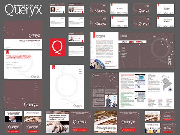 Estrategias de  Comunicación y Branding Queryx Chile