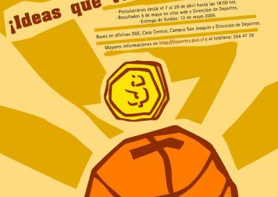 Fondos del Deporte UC