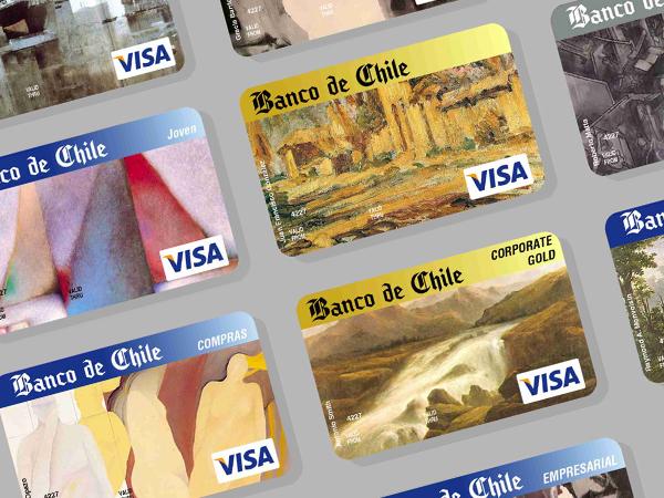 Tarjetas Banco de Chile