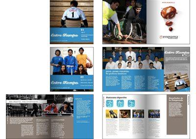 Revista digital interactiva Entre Tiempo