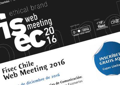 Difusión Web Meeting Fisec 2016