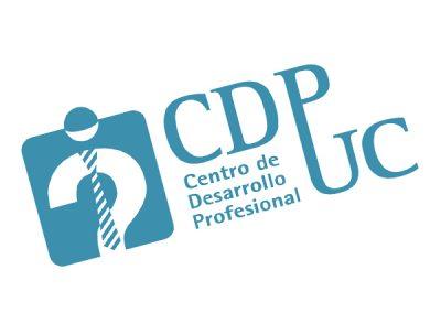 Marca Gráfica Centro de Desarrollo Profesional UC